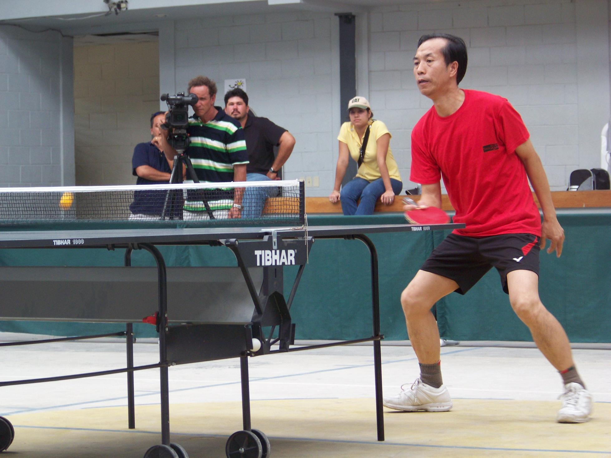 Carlos Cui Team ACE top ranking player