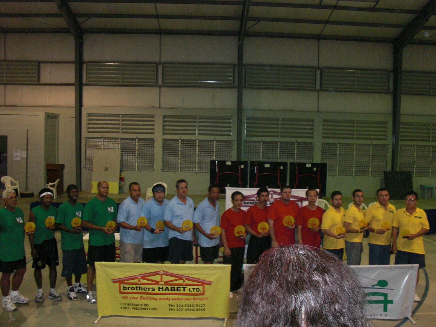 1st - division FINAL 4 winners